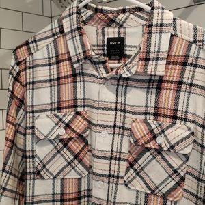 RVCA Flannel Shirt
